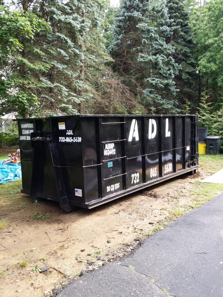 Red Bank Dumpster Rental | Monmouth County Junk Removal