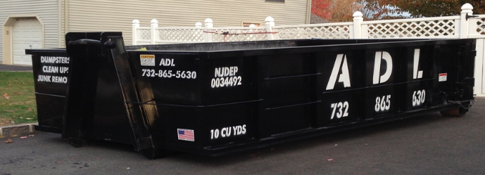 Monmouth County Dumpster Rental | Roll Off Containers in Central NJ