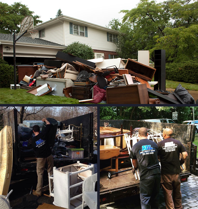 Monmouth County junk clean-up-removal-374